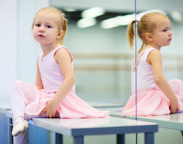 Creative Movement Class At Capella's Dance Studio