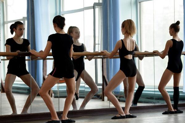 Capella's Ballet Dance Class