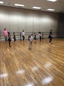Capellas dance studio tap class
